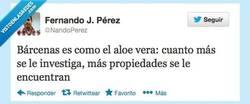 Enlace a Un suma y sigue de propiedades por @NandoPerez