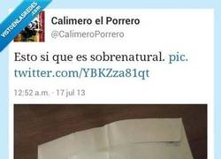 Enlace a Sobrenatural por @CalimeroPorrero
