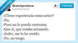 Enlace a Hollywood me espera por @sketchproduce