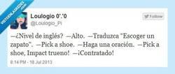 Enlace a ¡Pick a shoe! por @Loulogio_pi