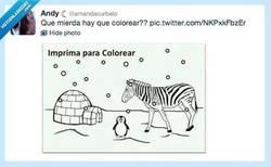 Enlace a Hora de colore... Ah, no por @amandacurbelo