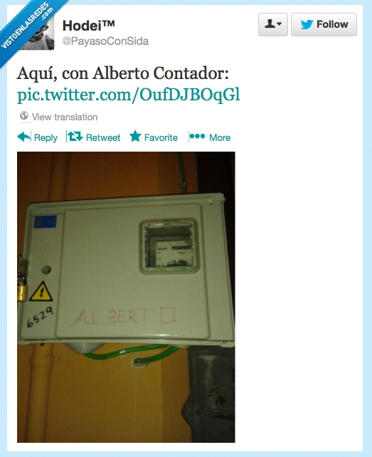 Alberto Contador,troll,Twitter