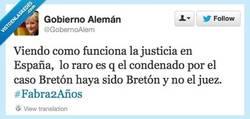 Enlace a Así funciona la justicia española por @gobernoalem