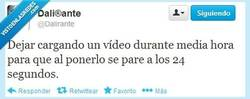 Enlace a Paciencia con YouTube por @Dalirante