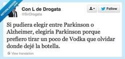 Enlace a La botella primero por @SirDrogata