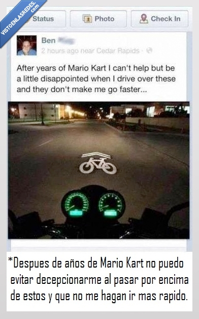 como ha hecho la foto?,conducir,linea,mario kart,moto,velocidad