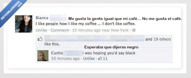 café,esperaba,gente,gustar,negro
