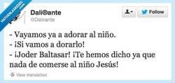 Enlace a Baltasar, el caníbal por @Dalirante