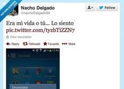 Enlace a No es por ti, es por mí... por @nachoDelgado94