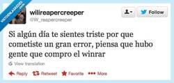 Enlace a No eres tan desgraciado por @w_reapercreeper
