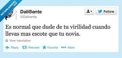 Enlace a Normal que dudemos... por @Dalirante