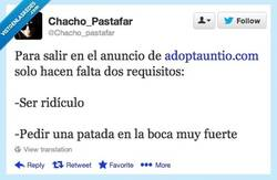 Enlace a Requisitos Mínimos e indispensables por @chacho_pastafar