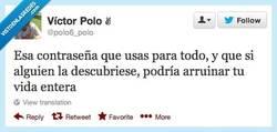 Enlace a Mi contraseña, mi vida por @polo6_polo