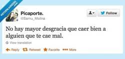 Enlace a No hay mayor desgracia por @samu_molina