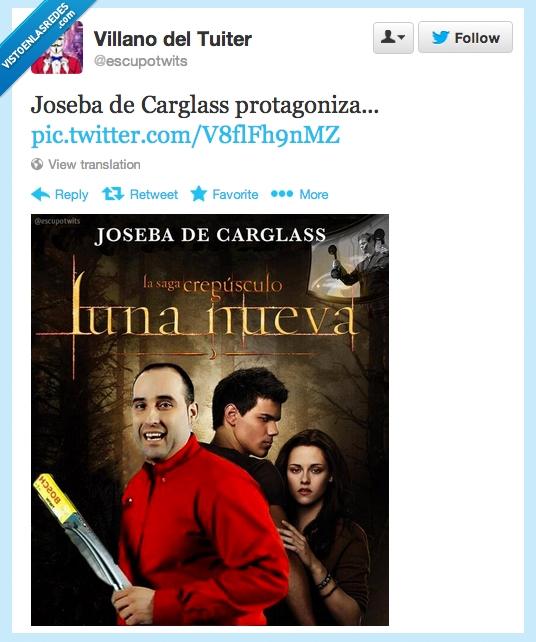 366923 - Joseba da el salto a Hollywood por @escupotwits