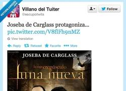 Enlace a Joseba da el salto a Hollywood por @escupotwits