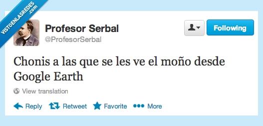 367161 - Ya se sabe, cuánto más alto el moño... por @profesorserbal