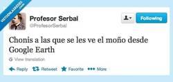 Enlace a Ya se sabe, cuánto más alto el moño... por @profesorserbal