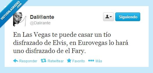 Boda,Casar,Elvis,Europa,Eurovegas,Fary,Presley,Vegas