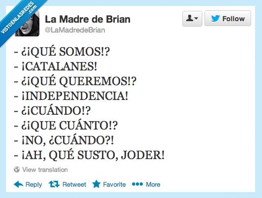 Catalanes,España,Independencia,Noticias