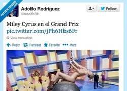 Enlace a Miley y Ramón García por fin unidos por @adolforh