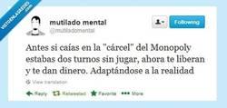 Enlace a En el nuevo Monopoly por @mutiladomental