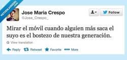 Enlace a Los tiempos cambian por @jose_crespo_