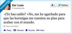 Enlace a Dicen que tú serás el primero en morir por @haabalooza