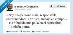 Enlace a Lo tiene todo por @MostroDecrepito