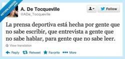 Enlace a Todos son unos linces, sí por @ade_tocqueville