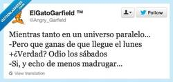 Enlace a Eso en este universo nunca pasará por @Angry_Garfield