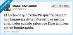 Enlace a Es algo perturbador por @WAPOW_FV
