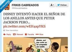 Enlace a Walt Disney presents... por @frikiscabreados