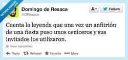 Enlace a Por todos esos ceniceros olvidados... por @DResaca