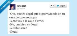 Enlace a Toooooodo es ilegal por @TatoDaf