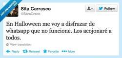 Enlace a Auténtico horror por @SaraCrsco
