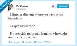 Enlace a ¿Inmaduro yo? por @Dalirante