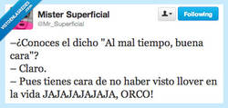 Enlace a For you, it's always suuuuuunny por @Mr_Superficial