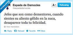 Enlace a El pozo de desolación más completo por @espadadamocles