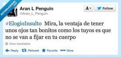 Enlace a El cumplido invenso por @aran_L_Penguin