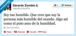 Enlace a Humilde de más por @bubuluojete