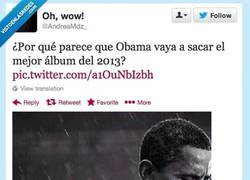 Enlace a Obama greatest hits por @AndreaMDZ_