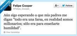 Enlace a Maldita pobreza por @Felipe_Cooper_