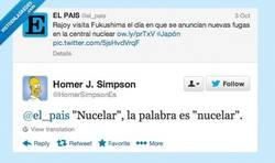Enlace a Menos mal que está @HomerSimpsonEs para ayudarles