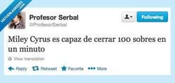 Enlace a Merecedora del record mundial por @ProfesorSerbal