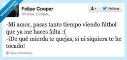 Enlace a Exceso de fútbol por @Felipe_Cooper