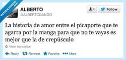 Enlace a Qué bonito, ojalá acaben juntos por @albertobando
