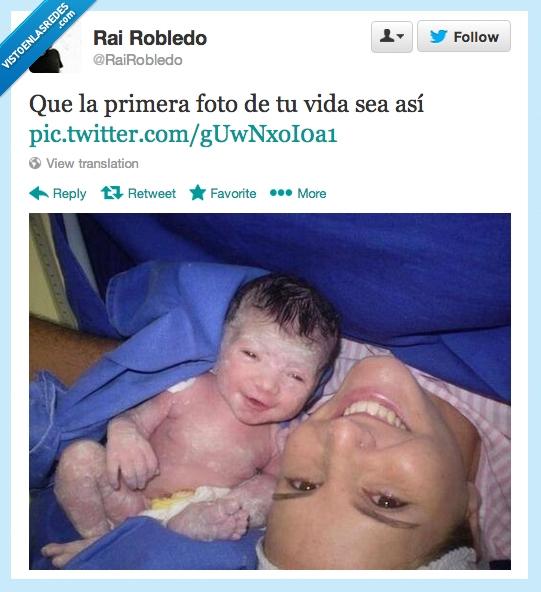 bebe,foto,madre,niño,recien nacido