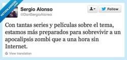 Enlace a Zombis los que queráis por @DonSergioAlonso