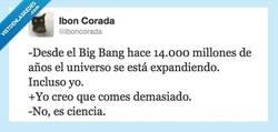 Enlace a Te digo que es ciencia por @iboncorada